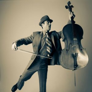 Cello Joe - BeatBoxing Cellist